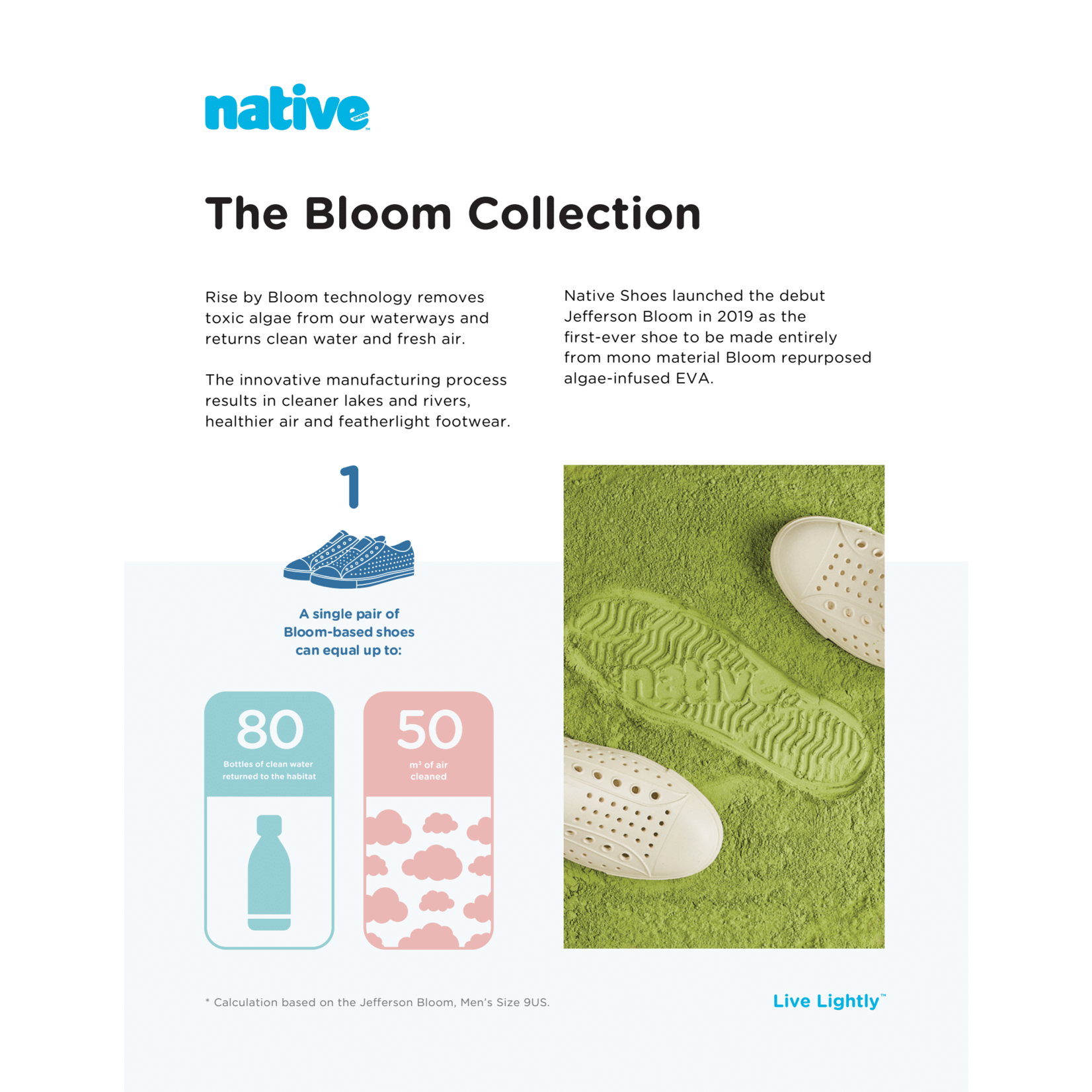 Native Shoes Ava Bloom