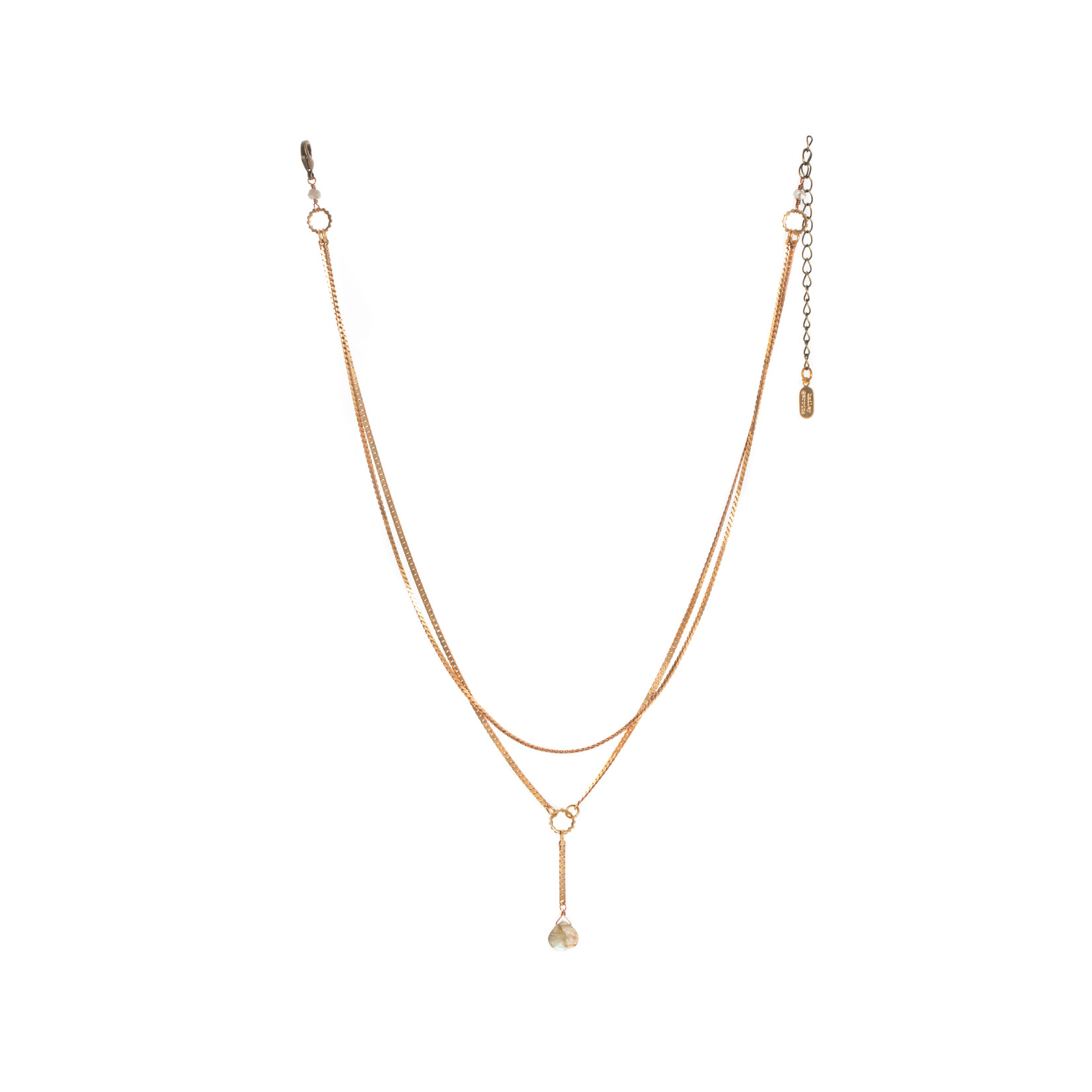 Hailey Gerrits Classic Sidra Necklace