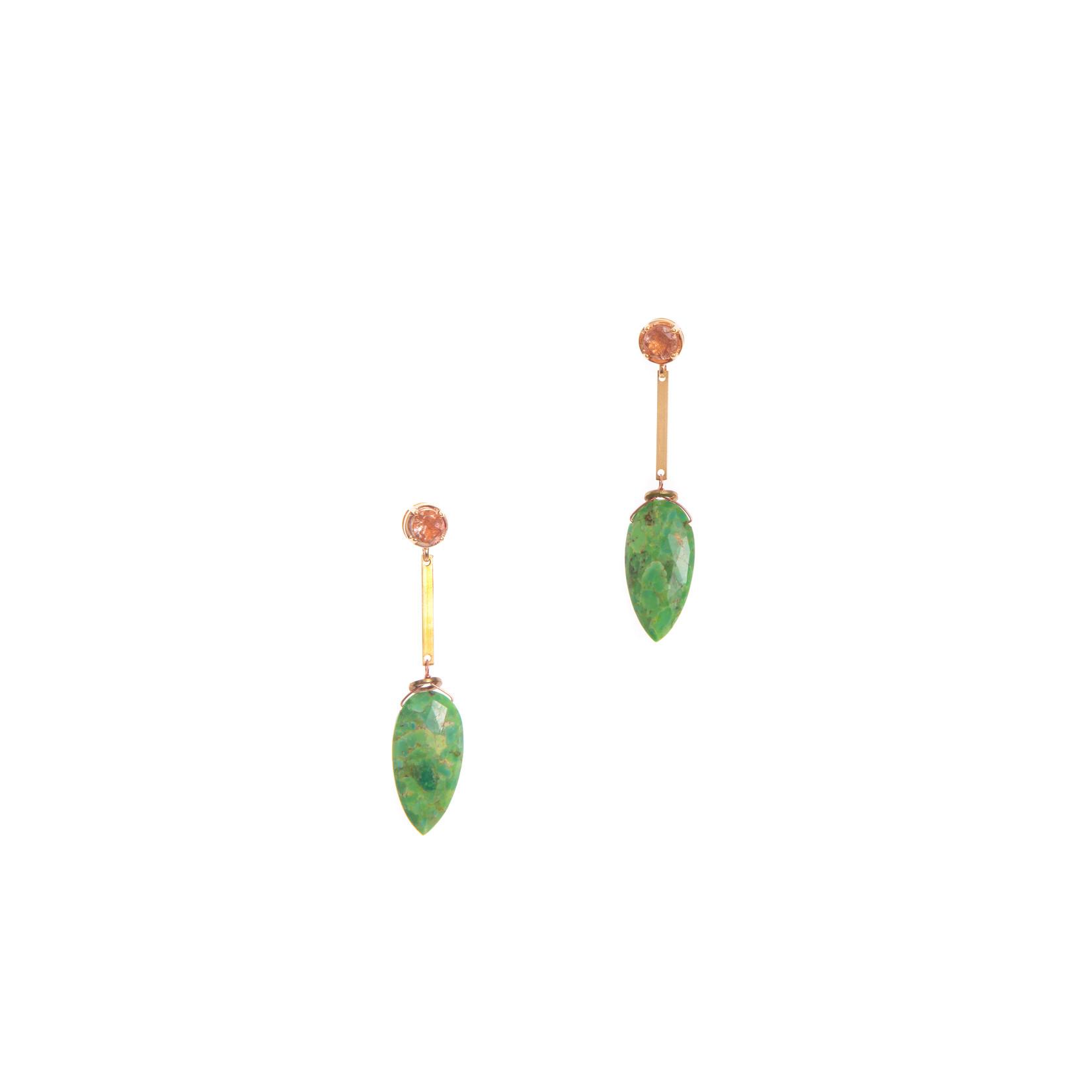 Hailey Gerrits Amazon Earrings