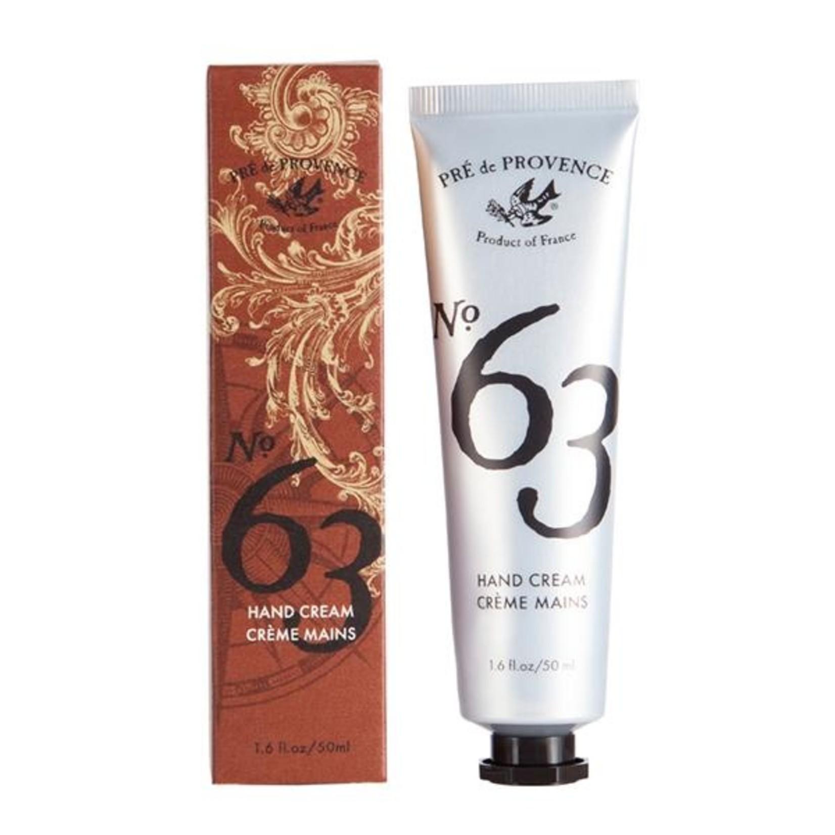 Pre de Provence No. 63 Hand Cream