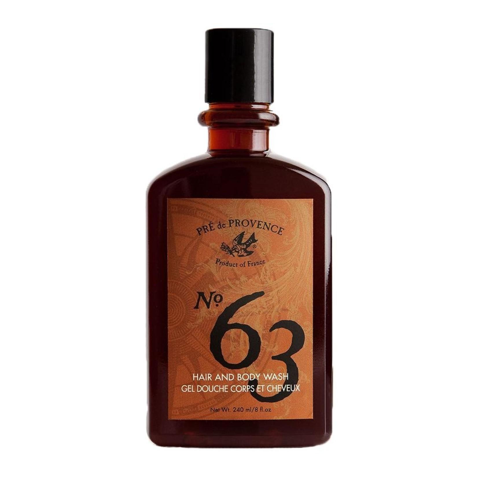 Pre de Provence No. 63 Hair and Body Wash