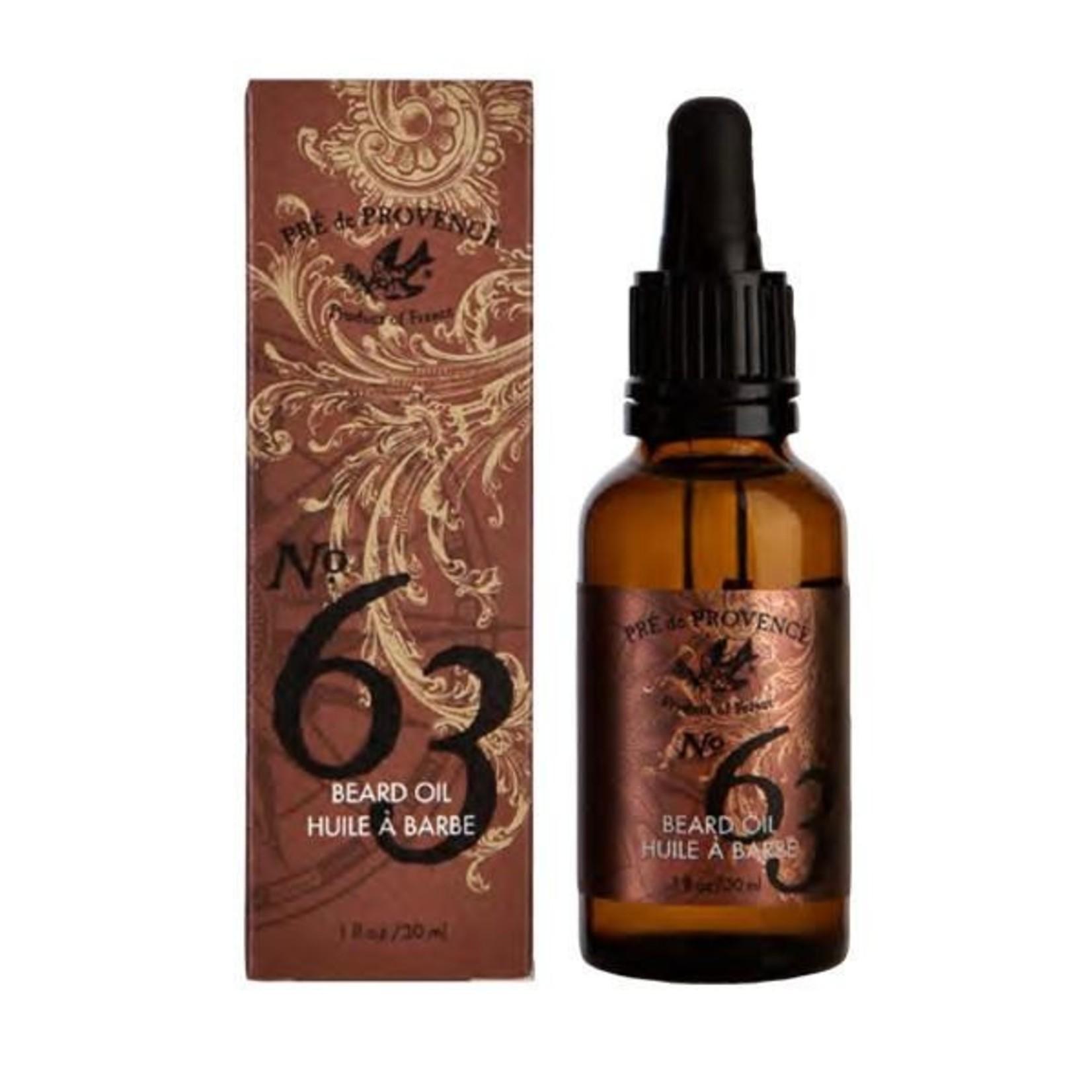 Pre de Provence No. 63 Beard Oil