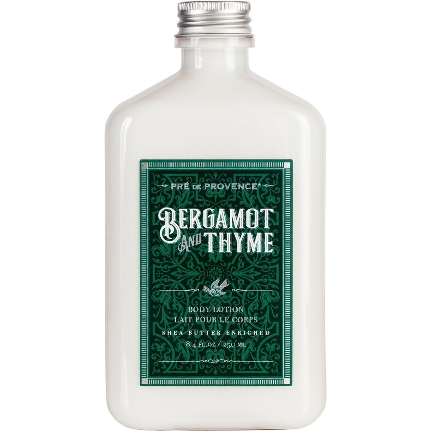 Pre de Provence Bergamot and Thyme Body Lotion