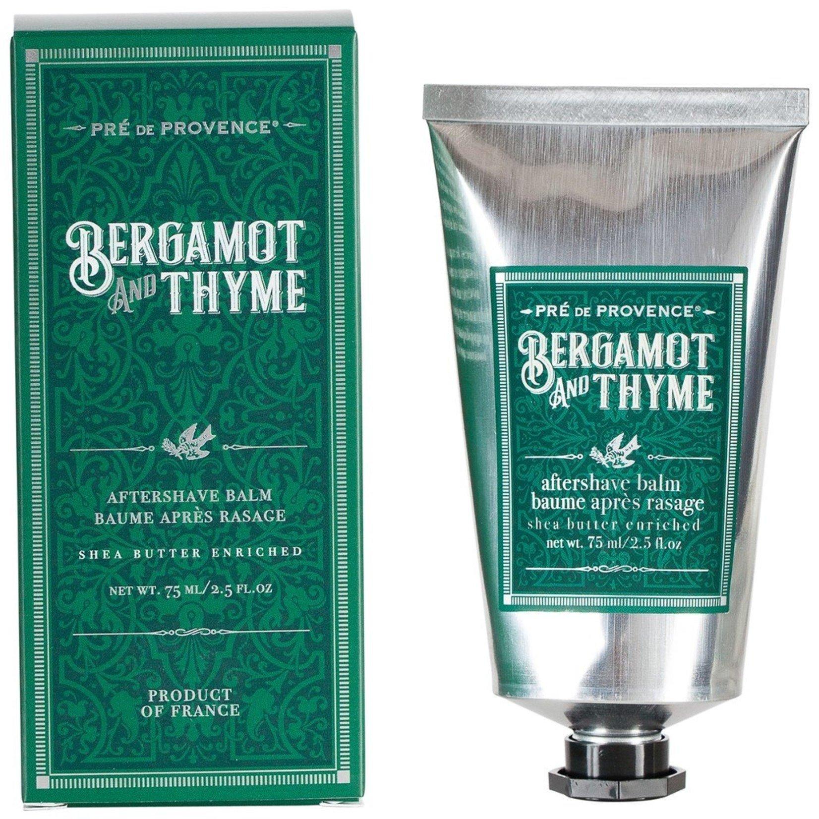 Pre de Provence Bergamot & Thyme Shea Butter After-Shave Balm