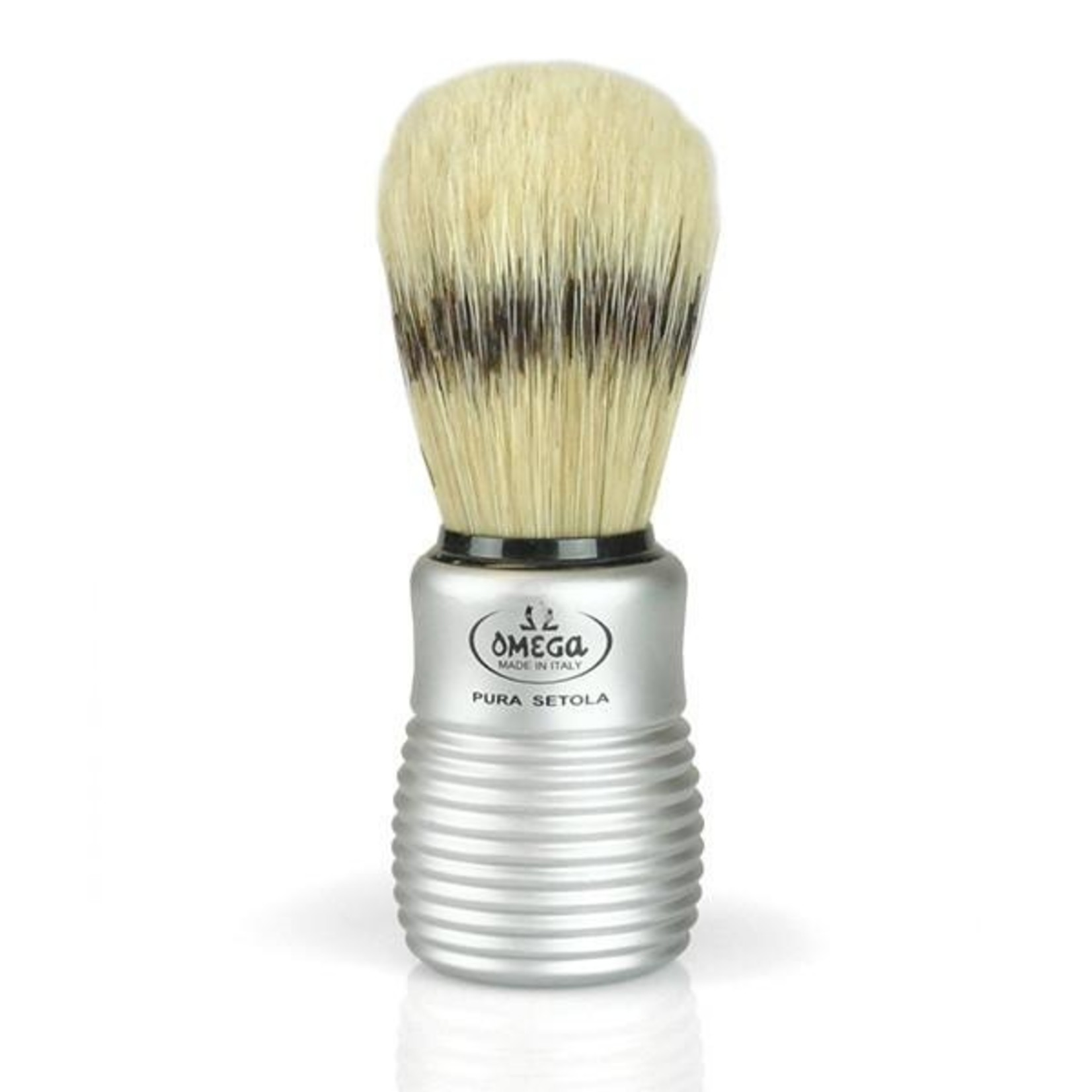 Pre de Provence Aluminum Handled Men's Shave Brush