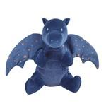 Tikiri Collection Midnight Dragon Soft Plush Toy