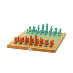 Legami 2 in1 Chess and Draughts