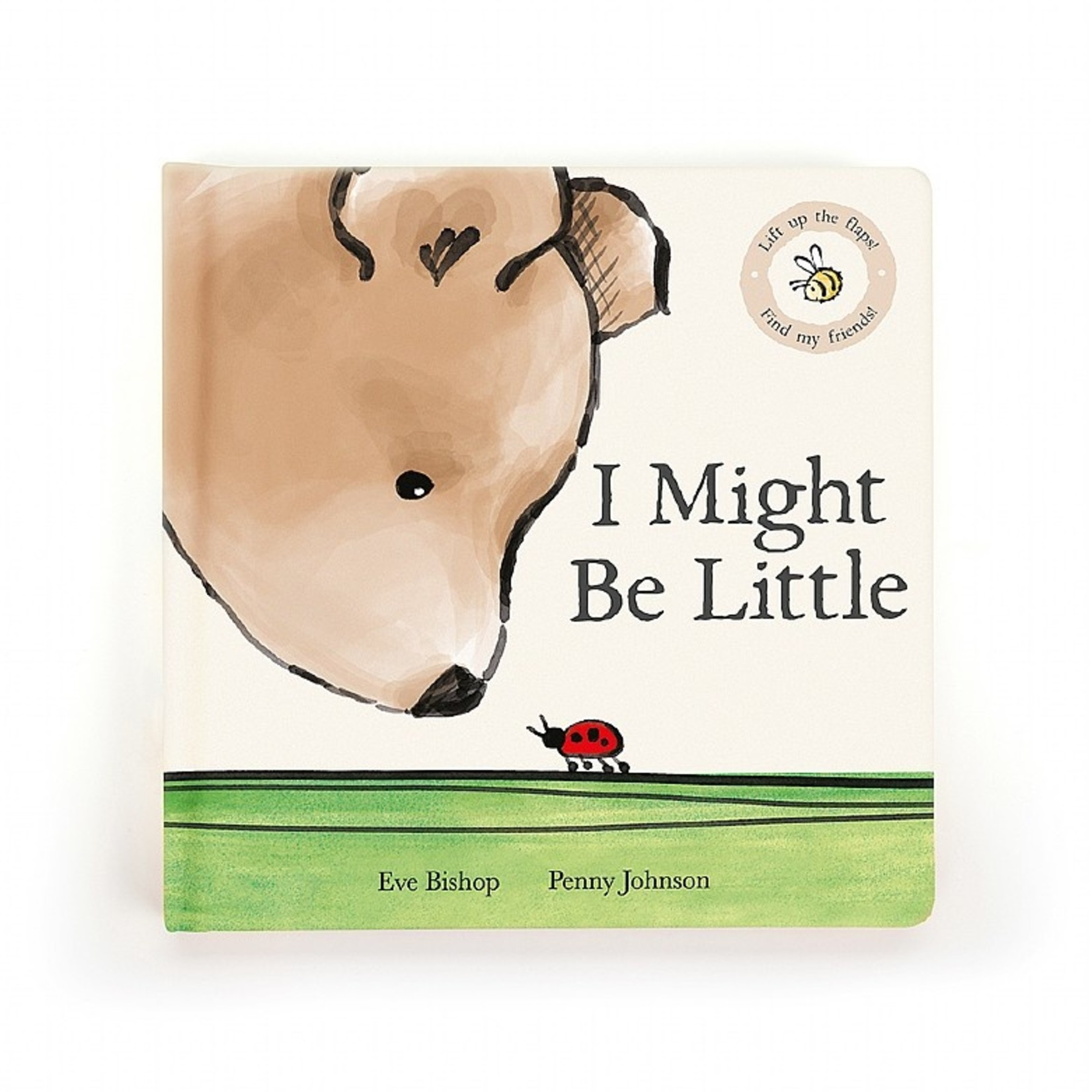 Jellycat I Might Be Little Book