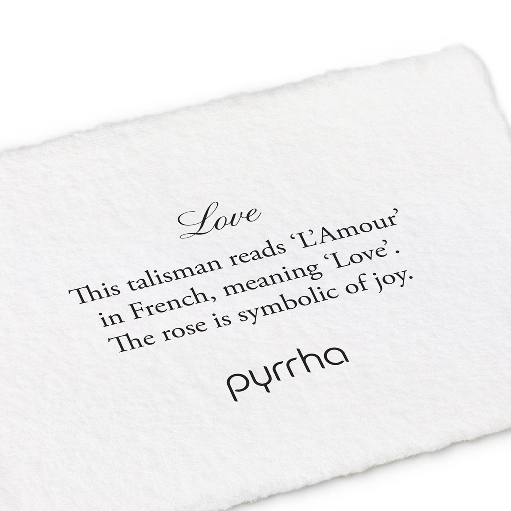 Pyrrha Love Signature Talisman