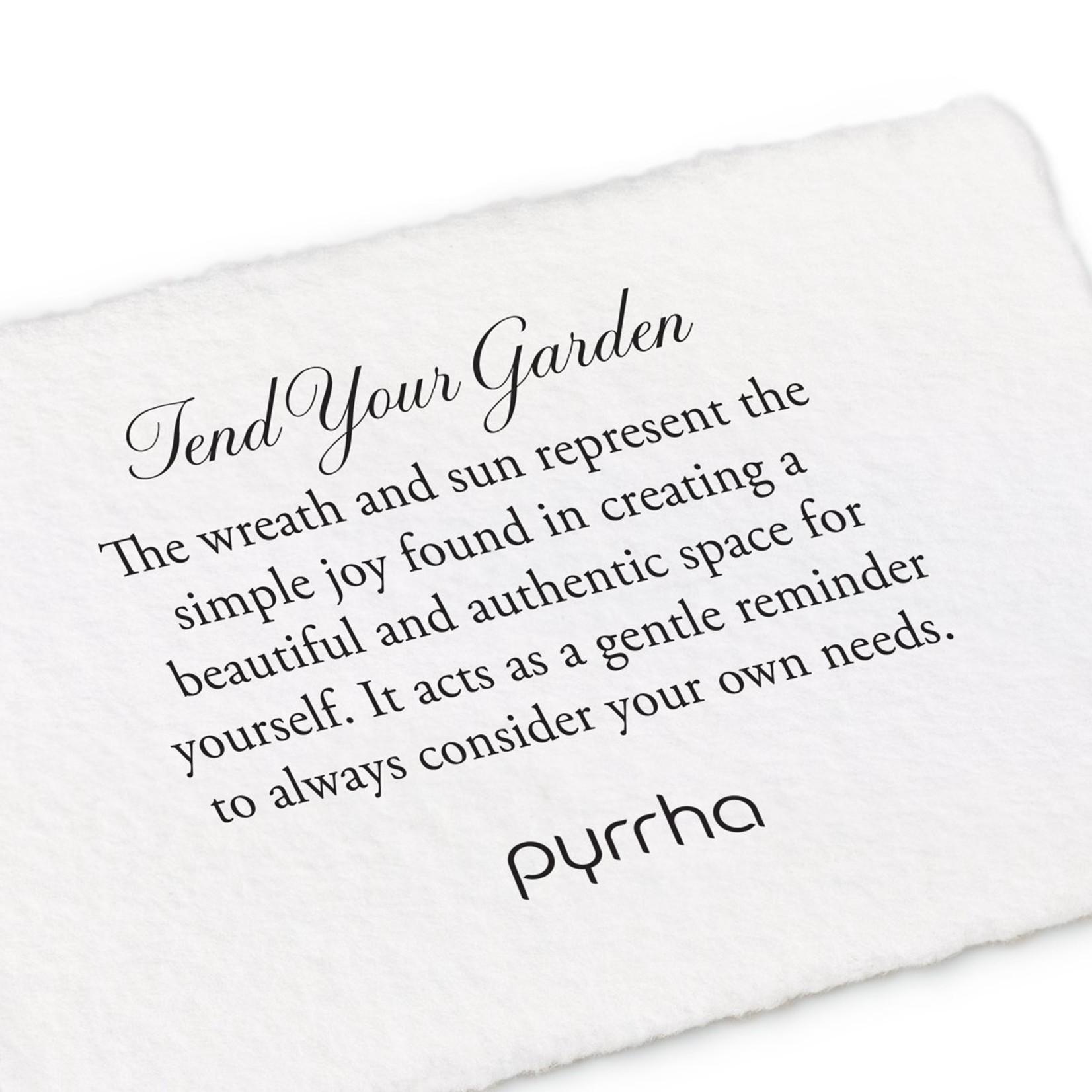 Pyrrha Tend Your Garden Signature Talisman