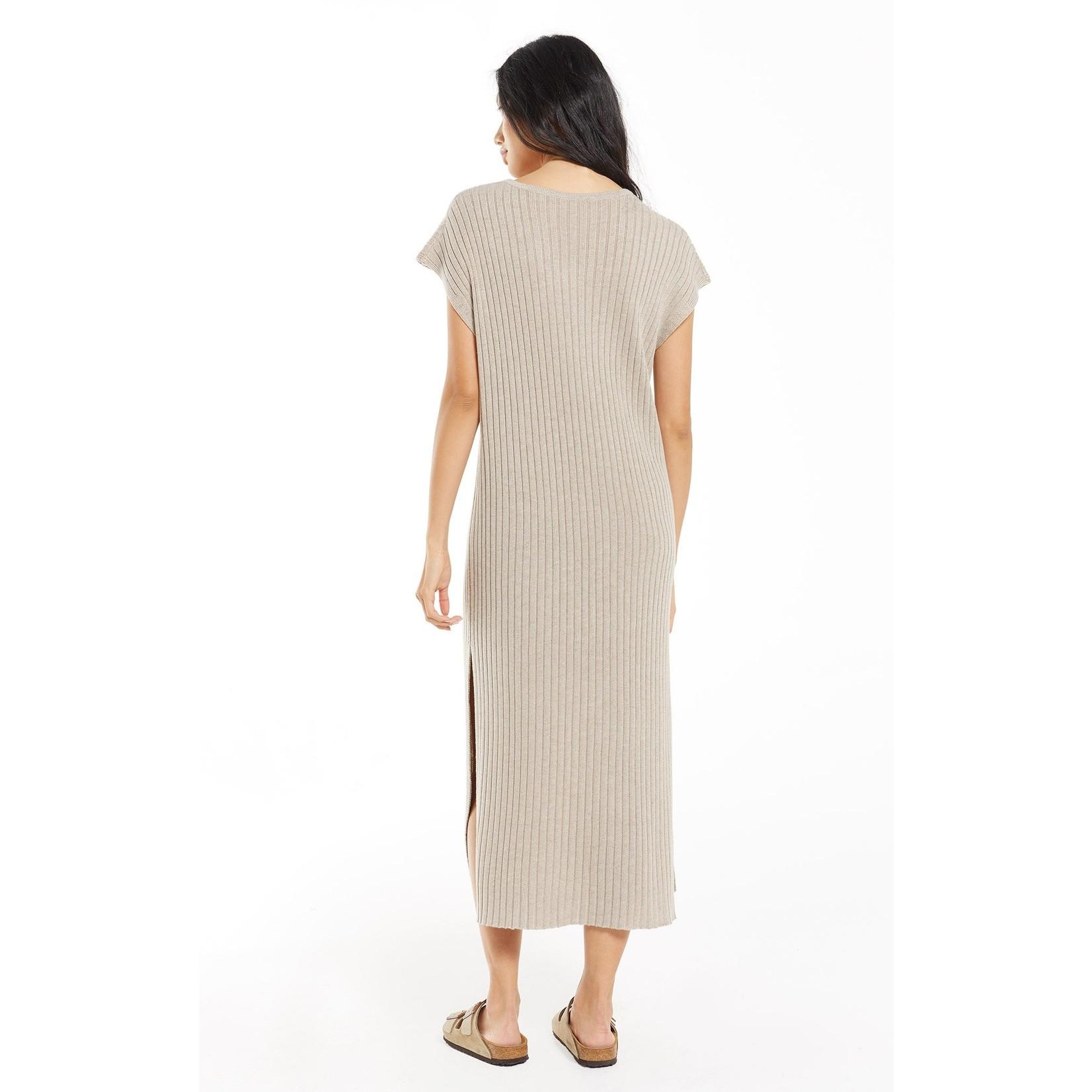 Z Supply WFH Sweater Dress