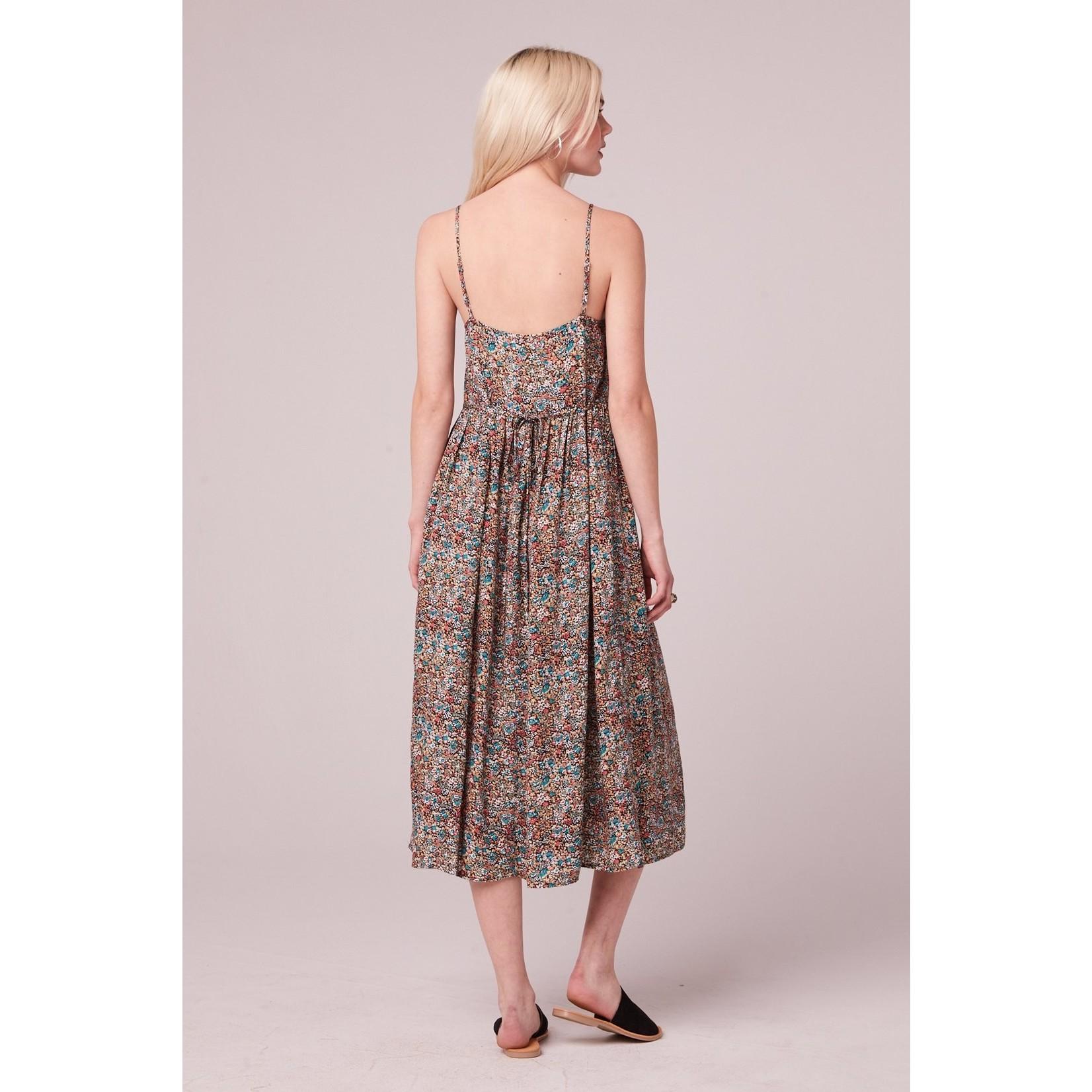 B.O.G. Collective Sevilla Midi Dress