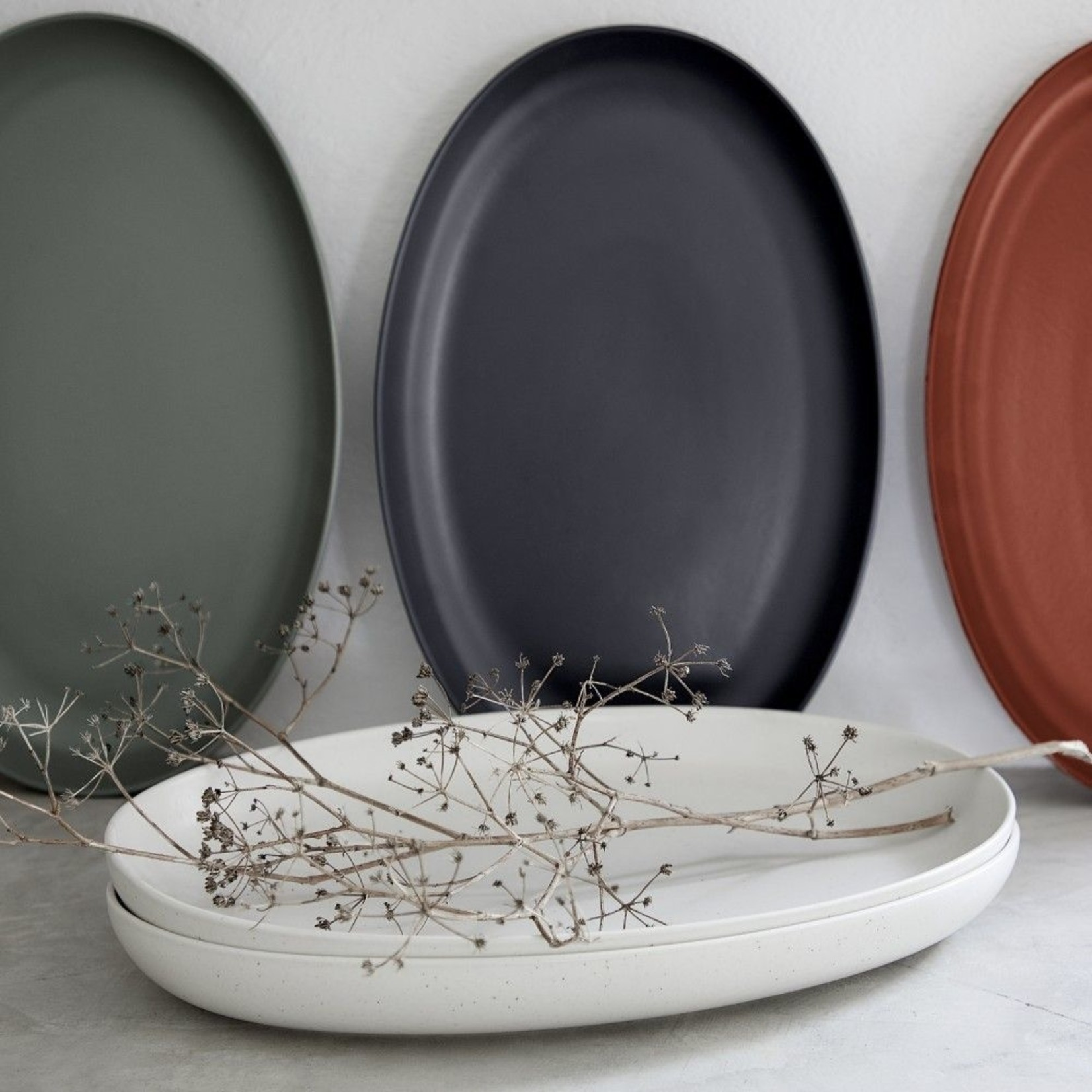 Casafina Pacifica Oval Platter