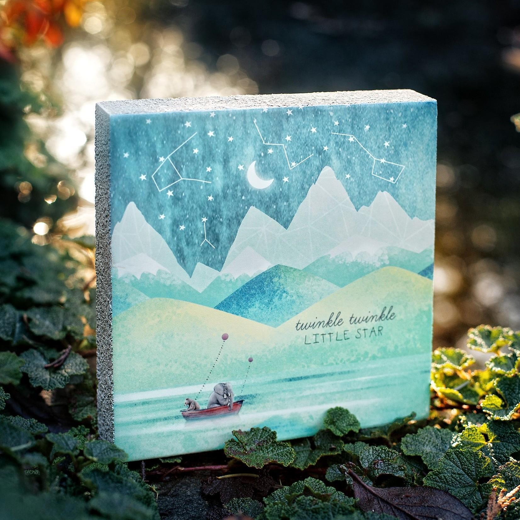 Cedar Mountain Little Star Art Block