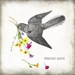 Cedar Mountain Spread Love Magnet