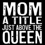 Cedar Mountain Mom Queen Magnet