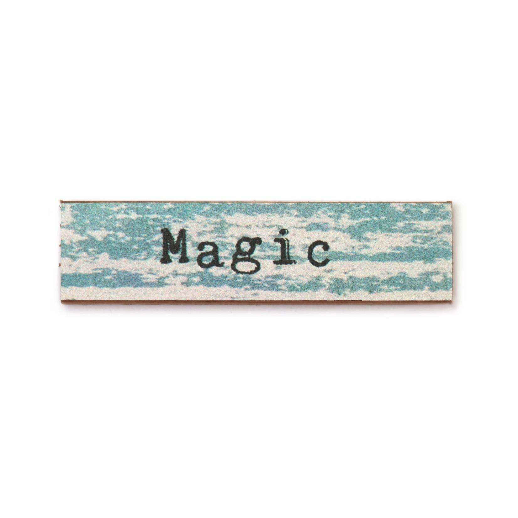 Cedar Mountain Magic Timber Magnet