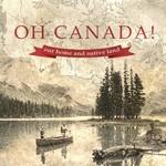 Cedar Mountain Canoe Canada Magnet