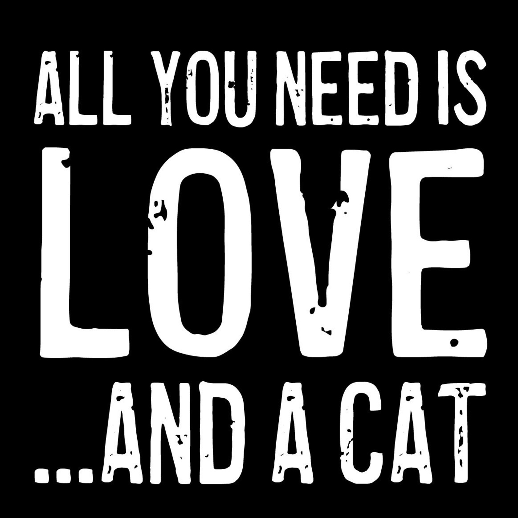 Cedar Mountain Love and a Cat Magnet