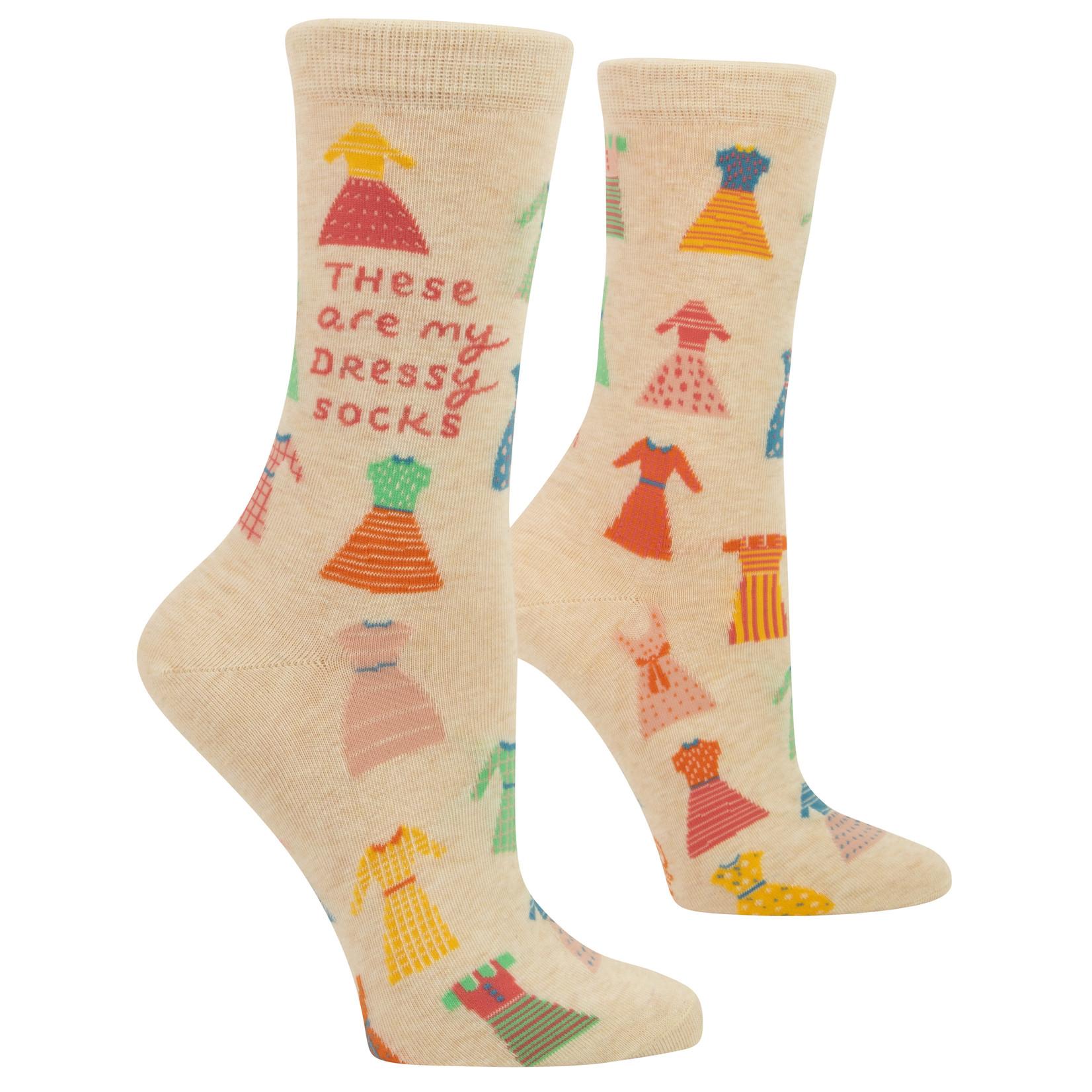 Blue Q My Dressy Socks W - Crew Socks