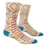 Blue Q Imperfectionist M - Crew Socks