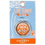 Blue Q Coconut Basil Lip Balm
