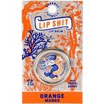 Blue Q Orange Mango Lip Shit