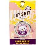 Blue Q Pineapple Brown Sugar Lip Shit
