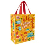 Blue Q Lunch Party Handy Tote