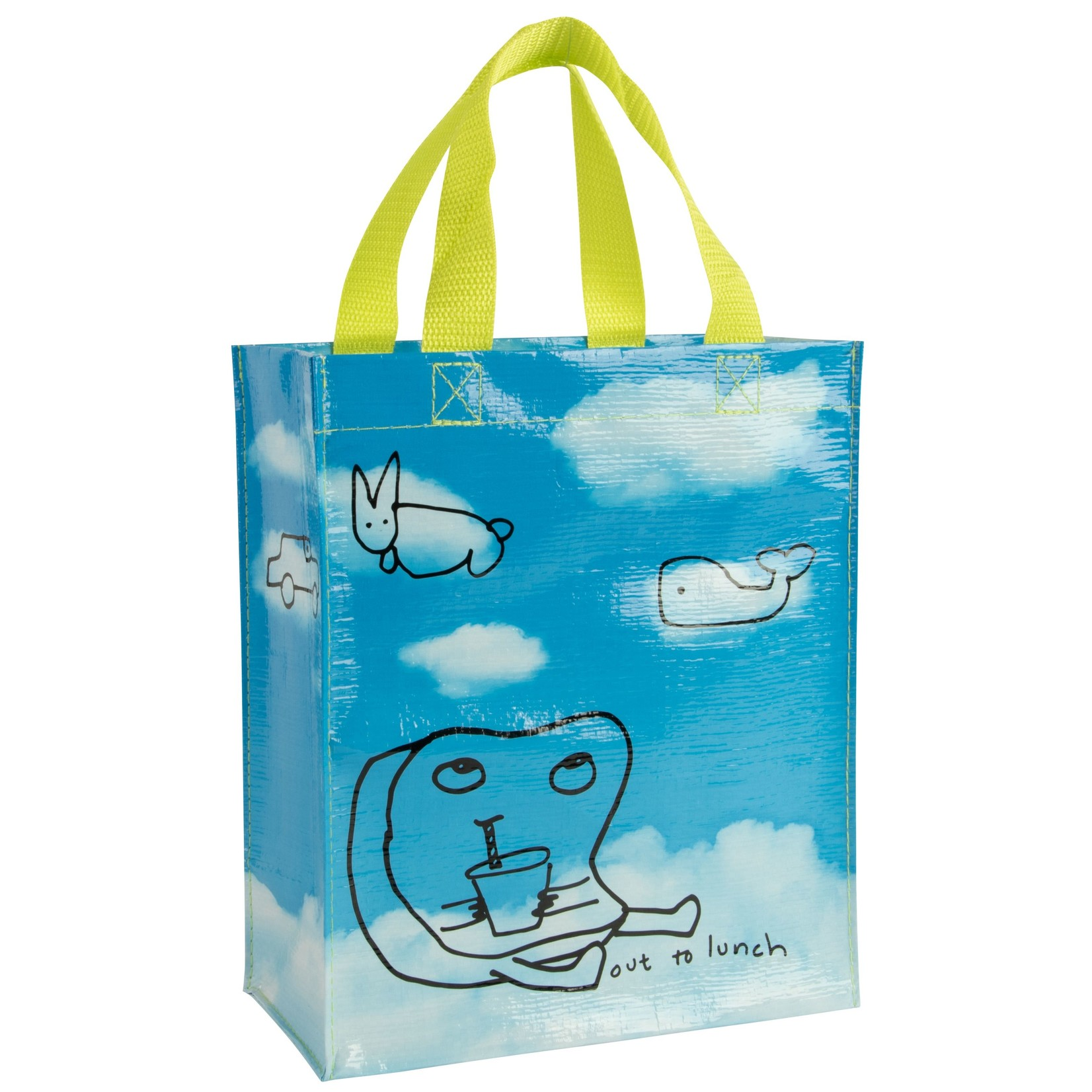 Blue Q Out To Lunch Handy Tote