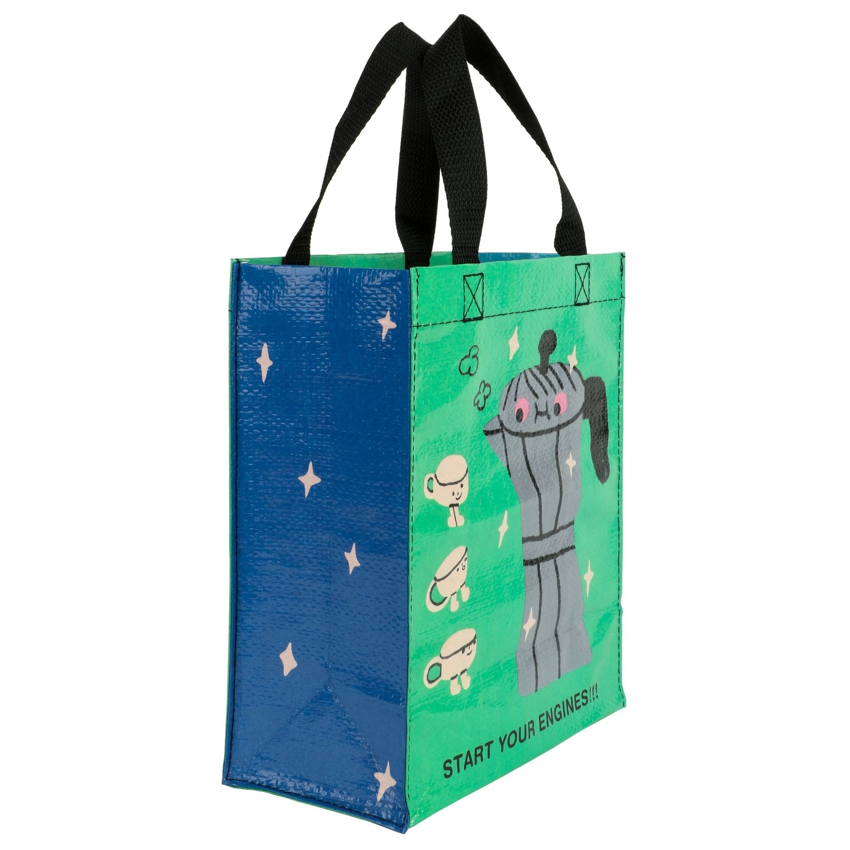 Blue Q Start Your Engines Handy Tote