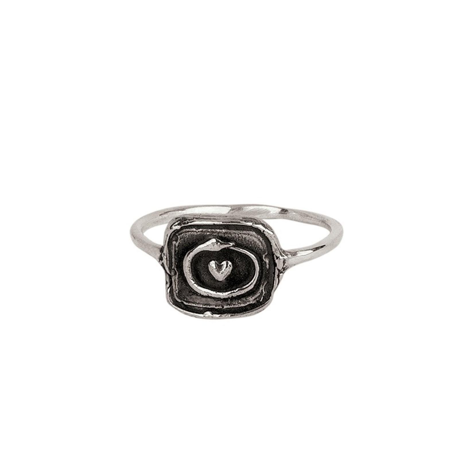 Pyrrha Endless Love Mini Talisman Ring