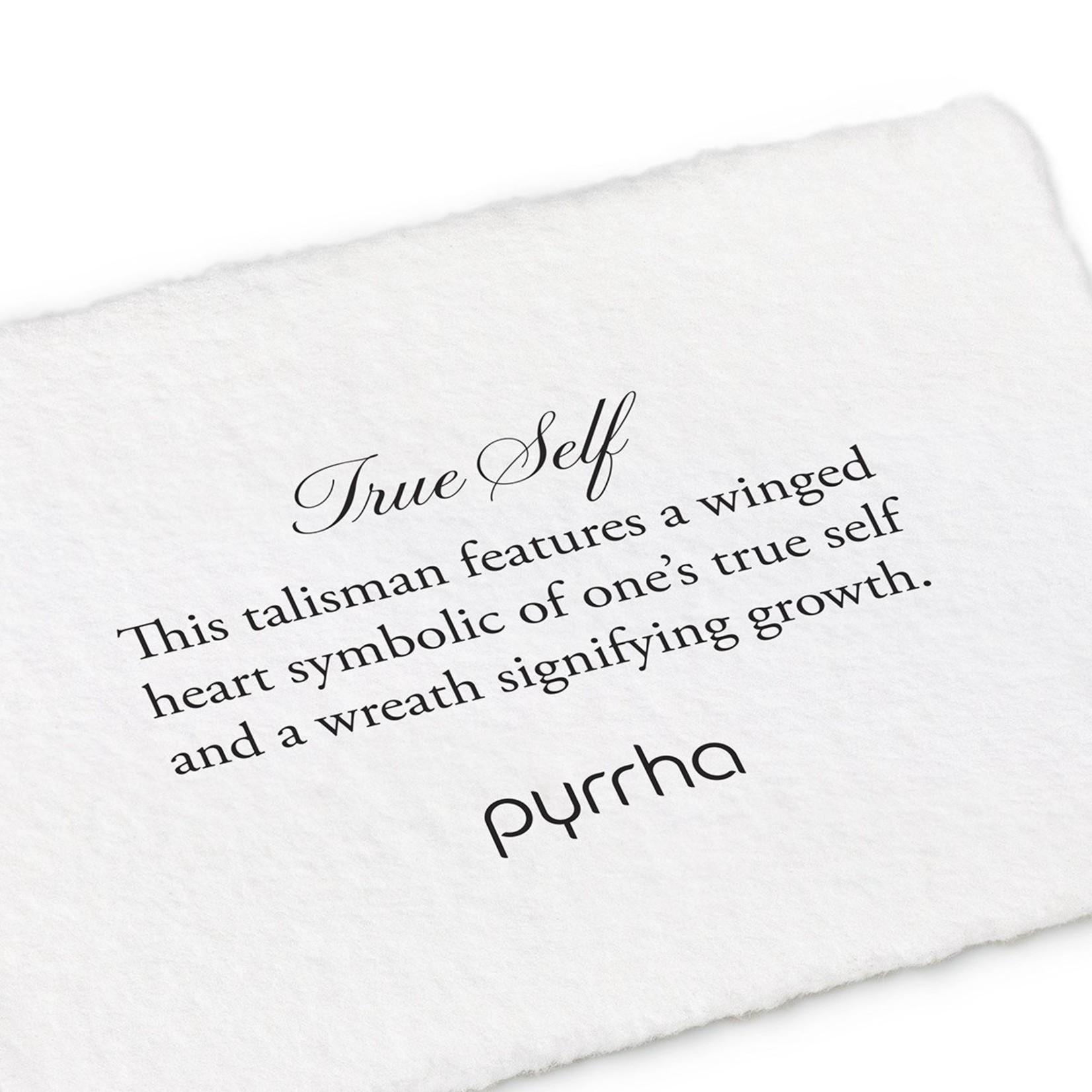 Pyrrha True Self Signature Talisman