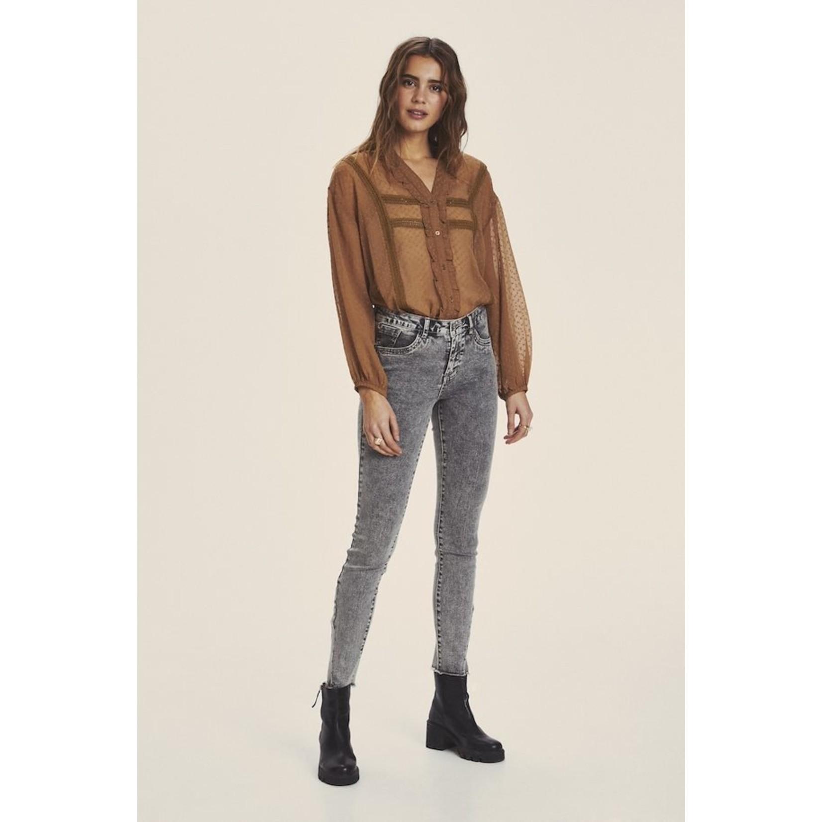Cream Elsa Jeans - Shape Fit