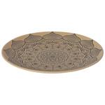 Heirloom Mandala Stamped Plate