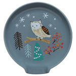 Now Designs Holiday Printed Spoon Rest