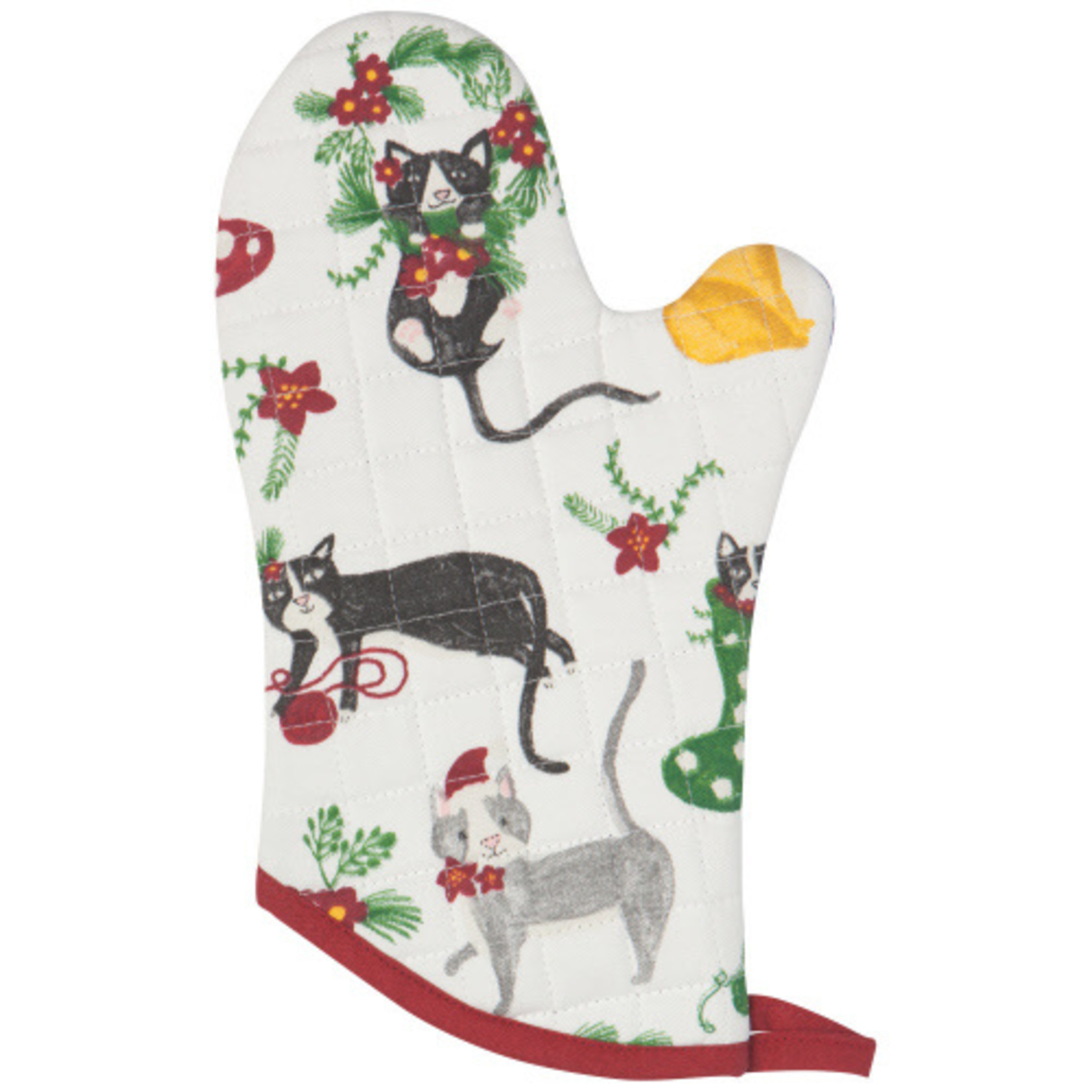Now Designs Holiday Chef Oven Mitt