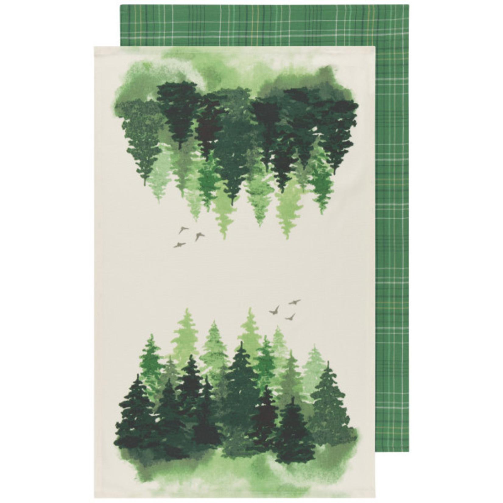 Now Designs Printed & Woven Dishtowel Set