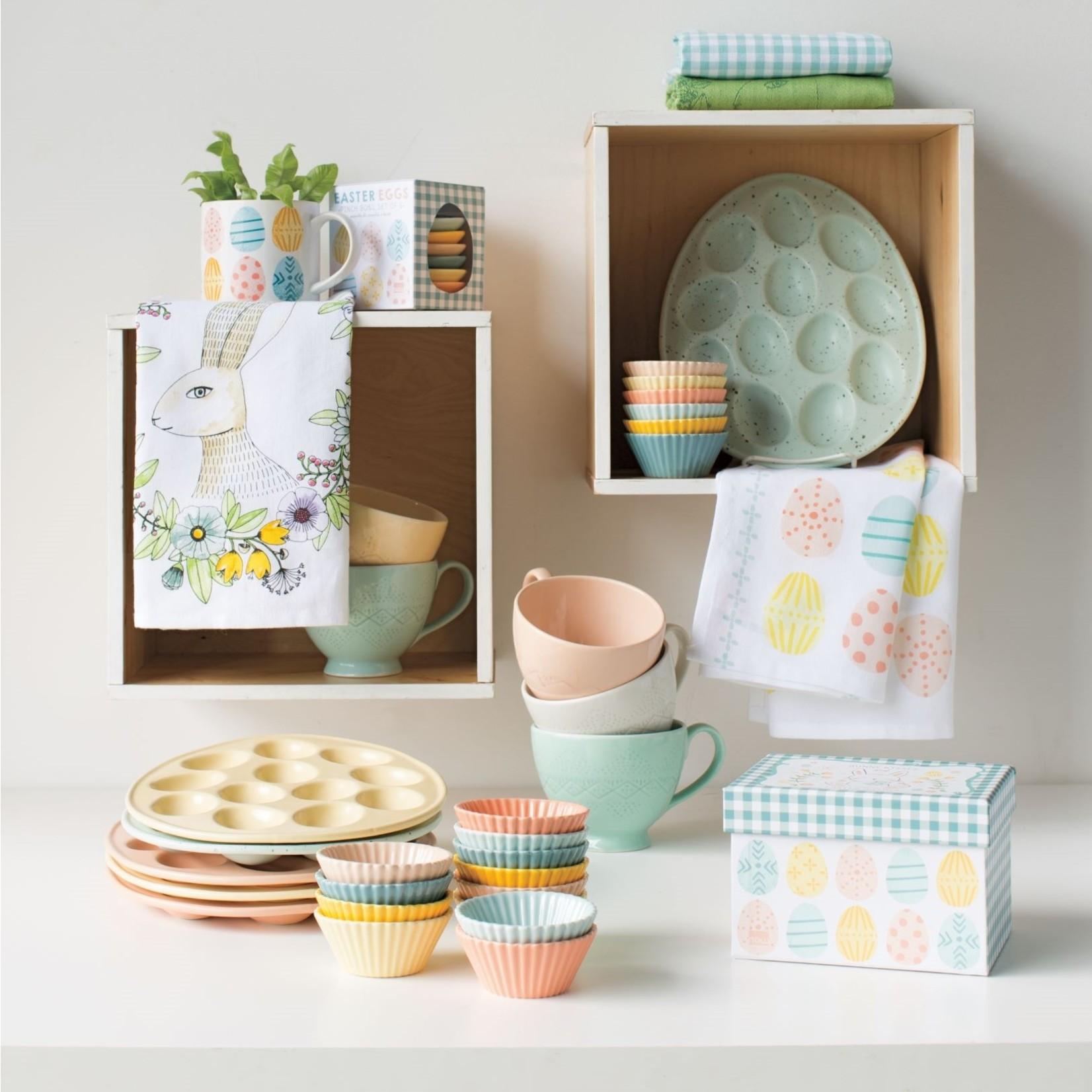 Now Designs Porcelain Baking Cup Set