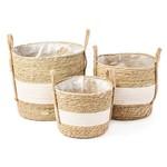 Brunelli Mambo Jute Plant Basket