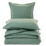 Brunelli Linen Duvet Cover Sage Green