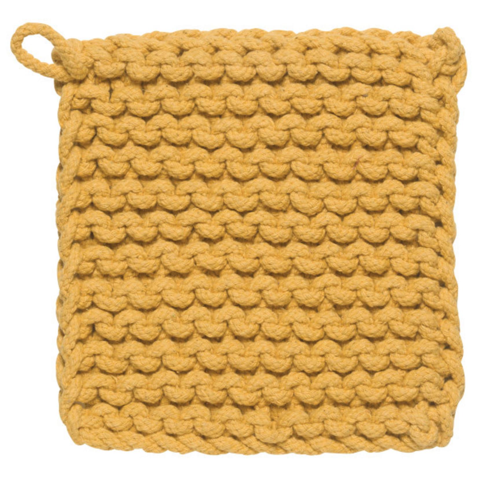 Heirloom Parker Knit Potholder
