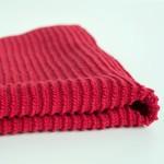 Now Designs Red Ripple Dishcloth