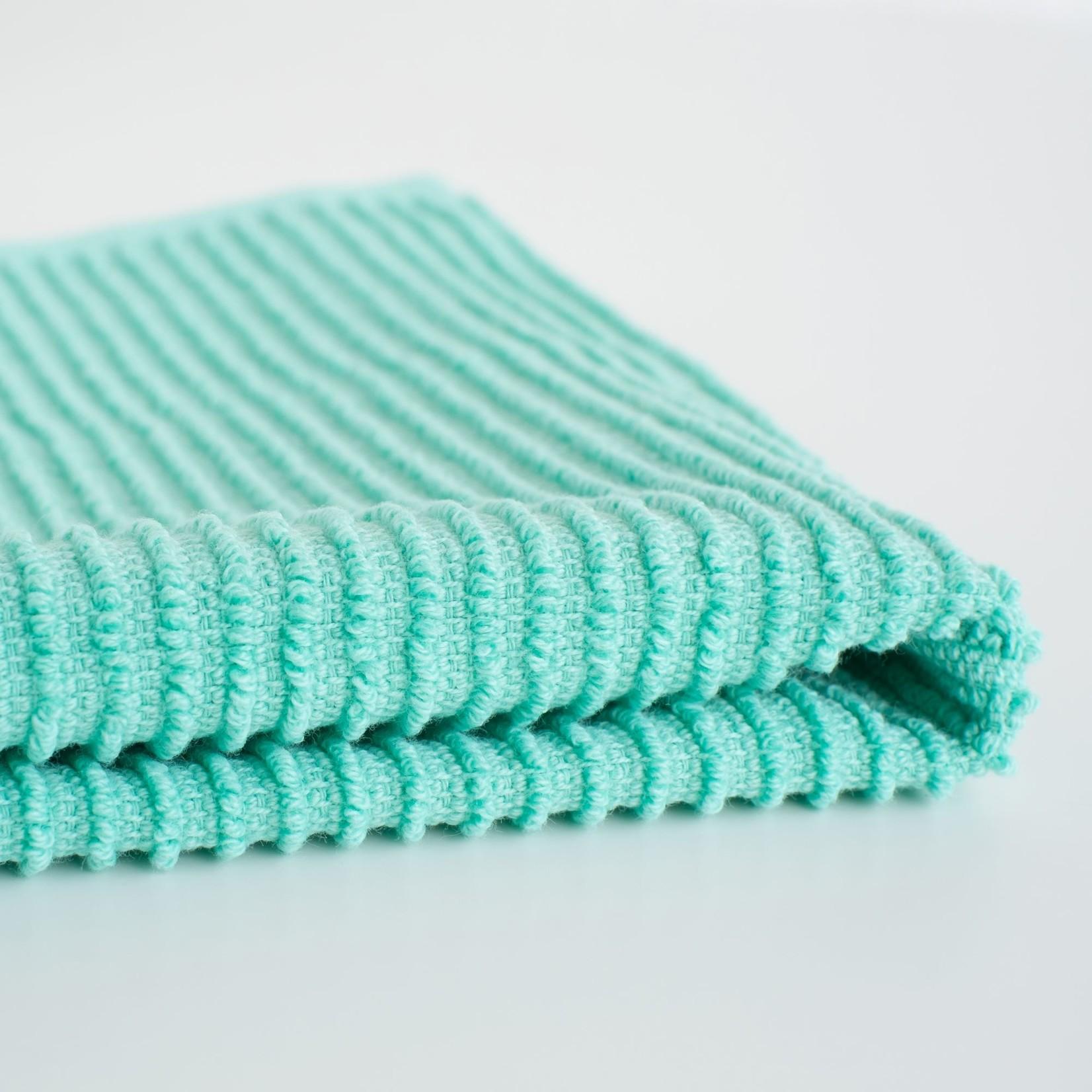 Now Designs Lucite Green Ripple Dishcloth