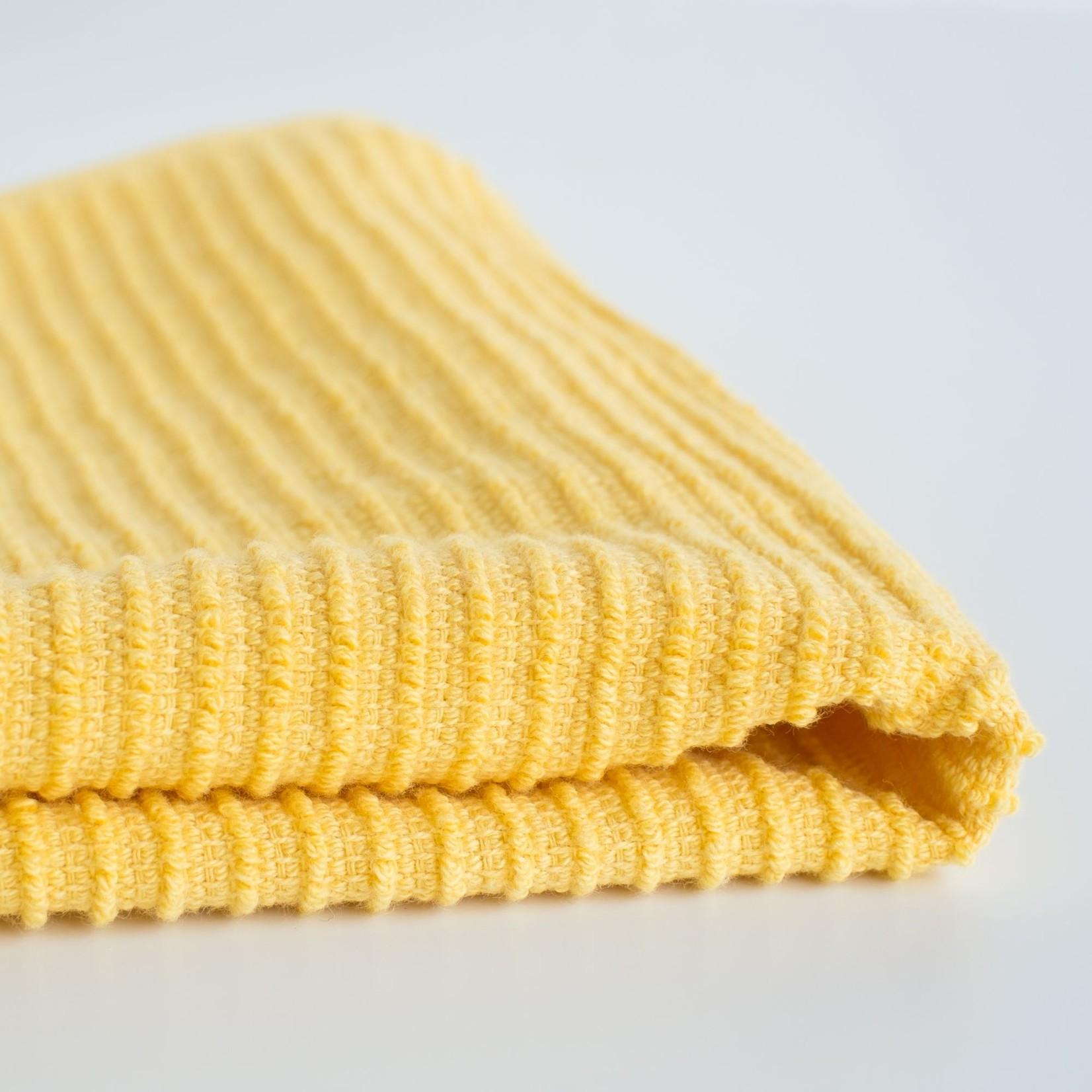 Now Designs  Lemon Ripple Dishcloth