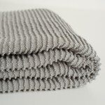 Now Designs London Gray Ripple Dishtowel