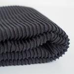 Now Designs Black Ripple Dishtowel