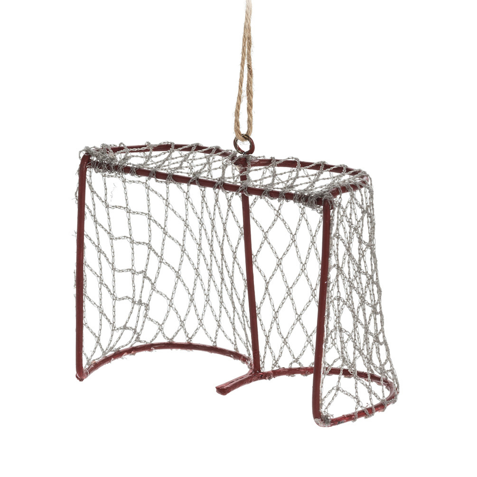 Abbott Goalie Net Ornament
