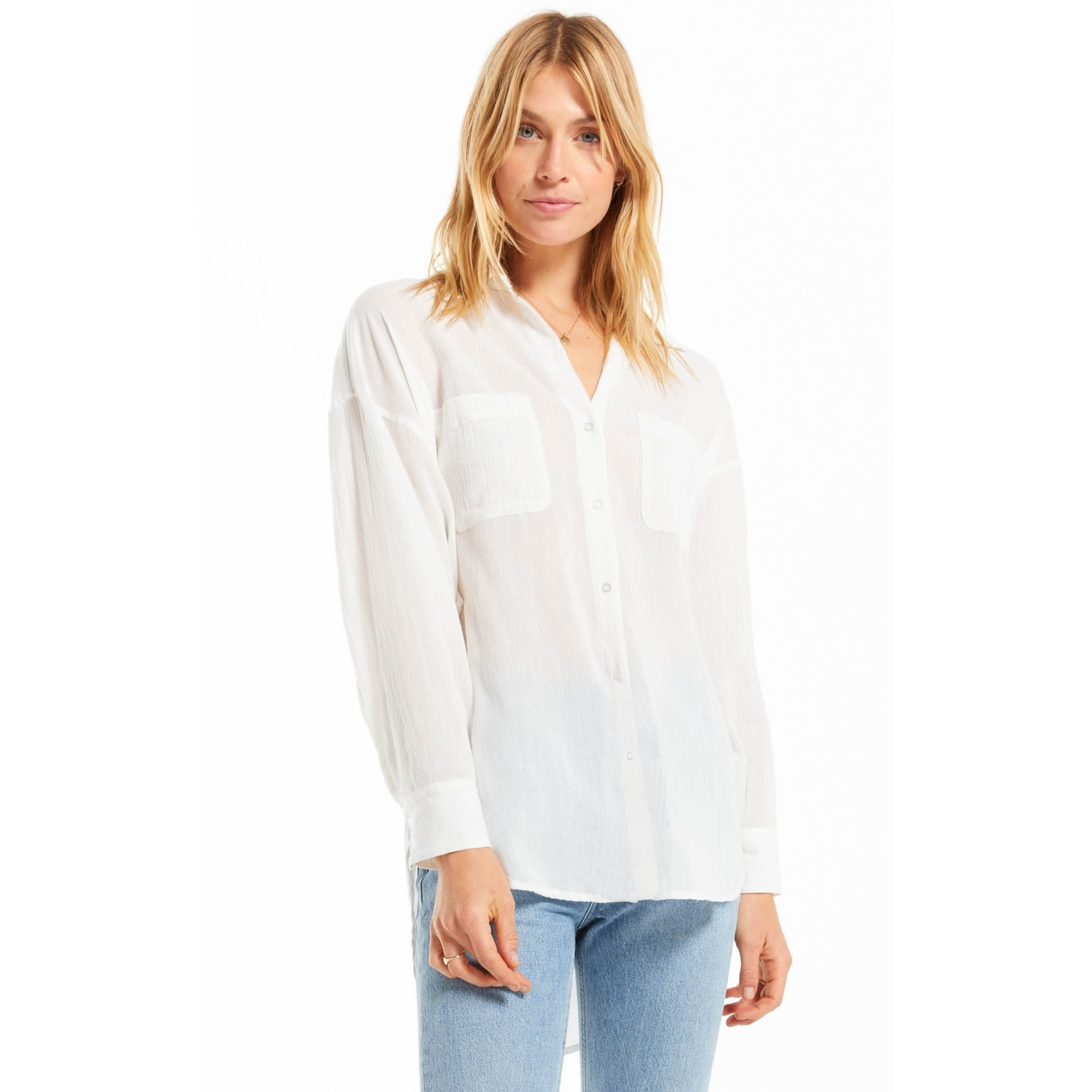 Z Supply Lalo Button Up