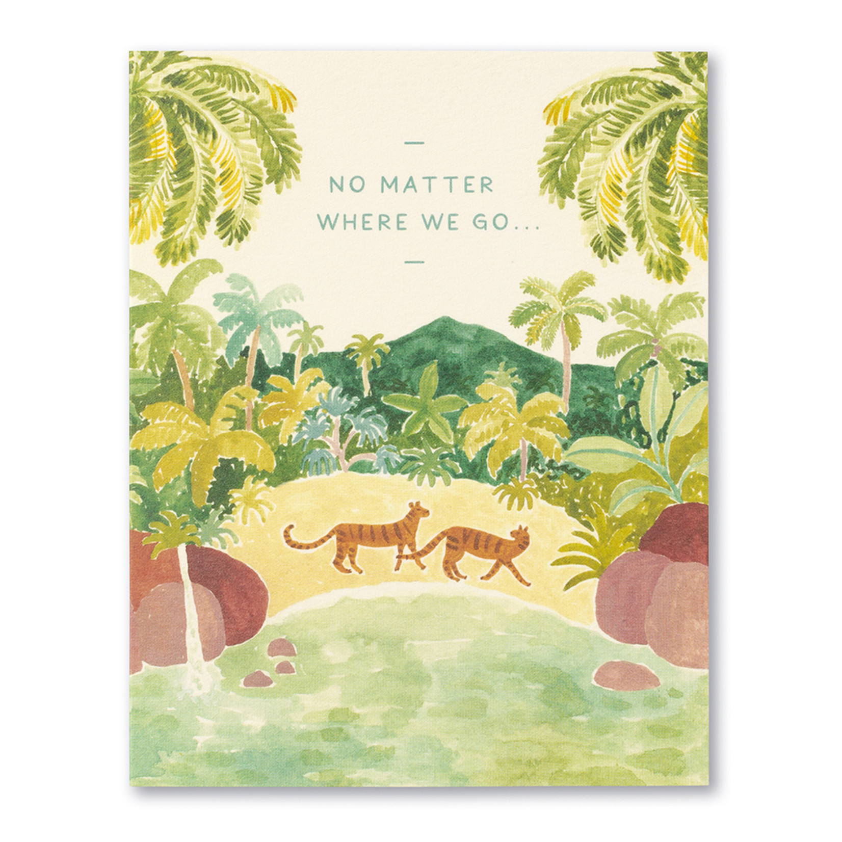 Love Muchly No Matter Where We Go...